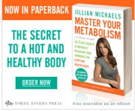 "Jillian Michaels, is it more important to be ""hot"" or healthy?"