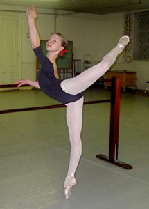 SPARKteam Blogger Julia Bluhm knows that life in the ballet world is a hard one.