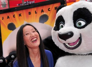 Jennifer Yuh Nelson is nomianted for an Oscar for Kung Fu Panda 2!