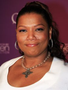 Queen Latifah is defined by more than her weight on TV and in movies.