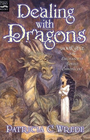 Enchanted Forest Chronicles  Dealing-with-Dragons