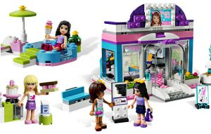 SPARK asked to see the inclusion of Friends LEGO sets designed around non-stereotyped activities for girls.