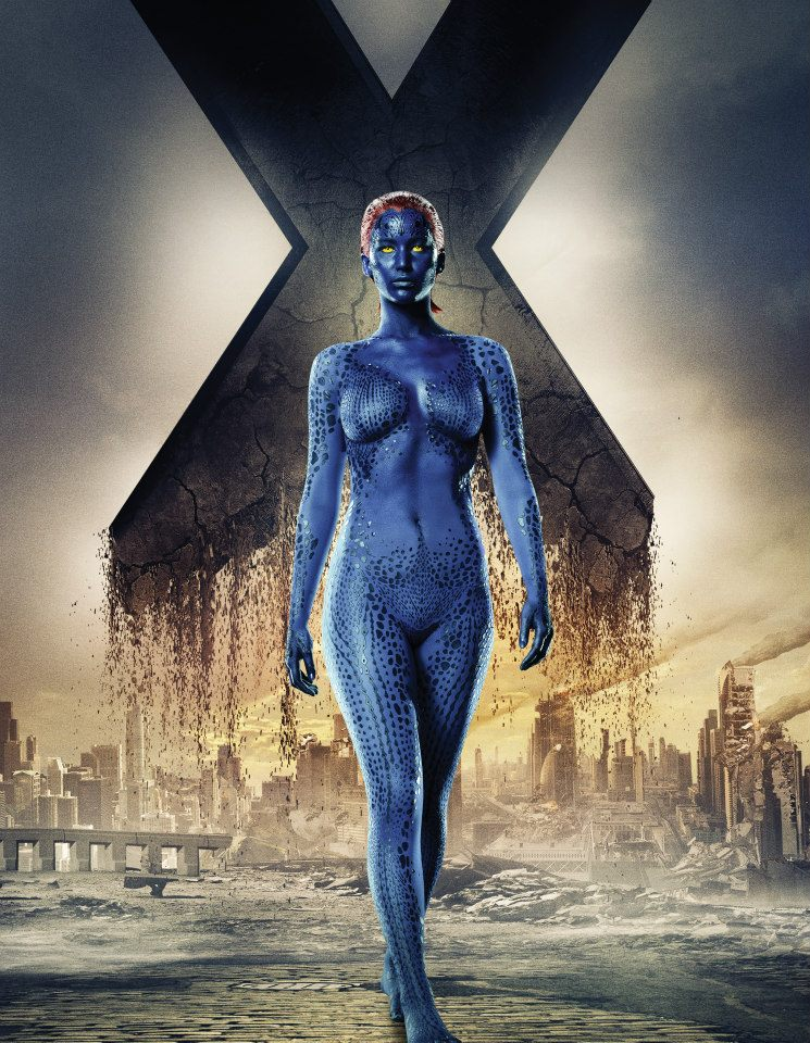 The X-Men's Mystique